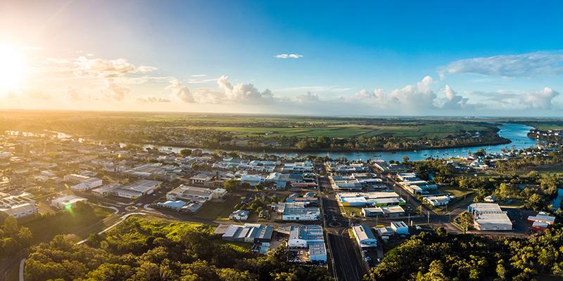 Wide Bay QLD